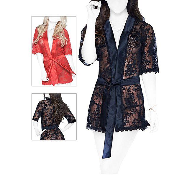 لباس خواب دانتل Tinoo کد 2020