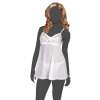 لباس خواب victoria's کد 5100 رنگ سفید